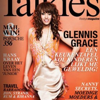 Laura Blagogee couture l Glennis Grace 2011