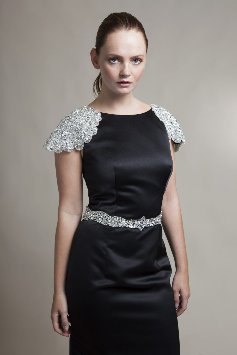 Laura Blagogee couture collection Avril dress